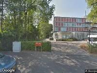 112 melding Besteld ambulance vervoer naar Beelslaan in Haarlem