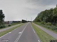 112 melding Besteld ambulance vervoer naar Wilhelminalaan in Beuningen