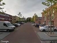 112 melding Brandweer naar Jan Bongastraat in Amsterdam vanwege brand