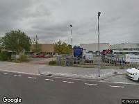 Ambulance naar Scheepmakersstraat in Zwijndrecht