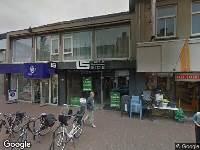 Ambulance naar Nieuwstraat in Gemert
