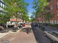 112 melding Ambulance naar Eosstraat in Amsterdam