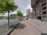 Ambulance naar Sint-Jobskade in Rotterdam