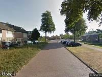 112 melding Ambulance naar Vaaldriessenstraat in Uden