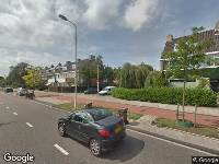 112 melding Ambulance naar Vondellaan in Leiden