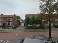 112 melding Ambulance naar Stationsweg in Oude-Tonge