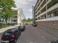 112 melding Brandweer naar Touwslagersstraat in Rotterdam vanwege waarnemen gaslucht