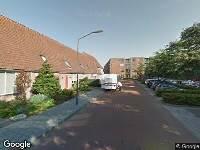 112 melding Ambulance naar Aletta Jacobspad in Oosterhout