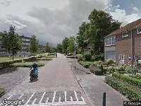 112 melding Ambulance naar Bernhardlaan in Etten-Leur