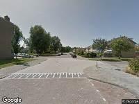 112 melding Brandweer naar Schout en Schepenenstraat in Den Helder vanwege brand