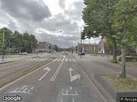 Ambulance naar Burgemeester De Vlugtlaan in Amsterdam