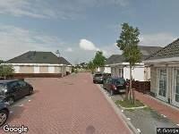 112 melding Ambulance naar Hadrianusstraat in Leiden