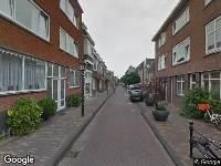 112 melding Besteld ambulance vervoer naar Zuidhoek in Rotterdam