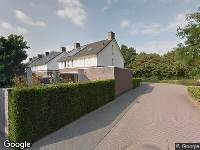 Ambulance naar Lavendelstraat in Leende