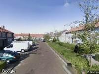112 melding Ambulance naar Oldenbarneveltstraat in Kaatsheuvel