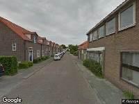 112 melding Ambulance naar Wilhelminastraat in Rozenburg