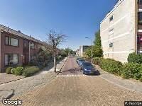 112 melding Ambulance naar Merelstraat in Alphen aan den Rijn