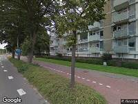 112 melding Besteld ambulance vervoer naar Burgemeester Banninglaan in Leidschendam