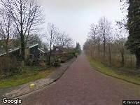 112 melding Ambulance naar Helfrichlaan in Wieringerwerf