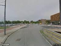 Ambulance naar Karel Lotsyweg in Dordrecht