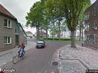 112 melding Ambulance naar Kolveniersstraat in Tilburg