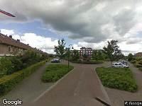 112 melding Brandweer en politie naar Watertuin in Barneveld