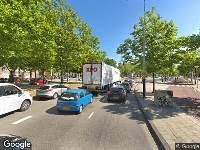 Ambulance naar Europaplein in Amsterdam