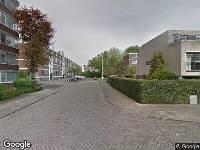Brandweer naar Zocherstraat in Rotterdam vanwege gebouwbrand