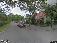 Ambulance naar Courzandseweg in Rotterdam