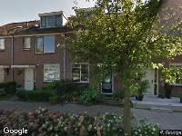 112 melding Brandweer naar Sint Janshof in Boskoop vanwege afhijsen patient