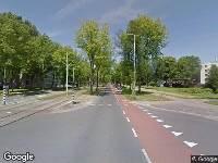 112 melding Ambulance naar Buitenhofdreef in Delft