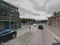 112 melding Ambulance naar Sint Bavostraat in Rijsbergen