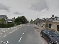 Ambulance naar Burgemeester de Zeeuwstraat in Numansdorp