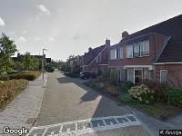 112 melding Ambulance naar Frees in Uithoorn