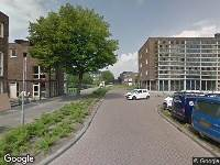 112 melding Ambulance naar Klaasje Zevensterstraat in Hoogvliet Rotterdam