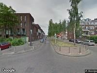 112 melding Ambulance naar Honingbijstraat in Rotterdam