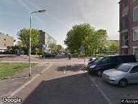 112 melding Ambulance naar Frank van Borselenstraat in Delft