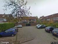 112 melding Ambulance naar Waterman in Dordrecht
