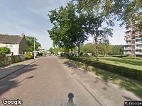 112 melding Brandweer naar Debijeweg in Rotterdam