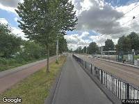112 melding Brandweer naar Louwesweg in Amsterdam vanwege brand