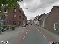 112 melding Besteld ambulance vervoer naar Bisschop Zwijsenstraat in Tilburg