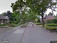 Brandweer naar Cicerolaan in Venlo