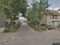 112 melding Politie naar Floralaan in Rijnsburg vanwege ongeval met letsel