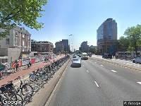 112 melding Ambulance naar Weesperplein in Amsterdam