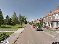 112 melding Brandweer naar Admiraal de Ruyterlaan in Uithoorn