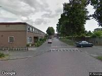 112 melding Ambulance naar Cellostraat in Uden