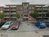 Ambulance naar Pieter de Koninghof in Papendrecht