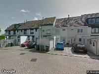 112 melding Ambulance naar Saturnus in Den Helder