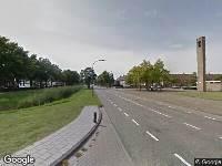 Brandweer en politie naar Ambrosiusweg in Waalwijk