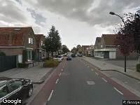 Ambulance naar Putstraat in Waalwijk